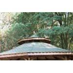 Altana dziesięciokątna - podwójny dach - model A-210A - zdjęcie 7